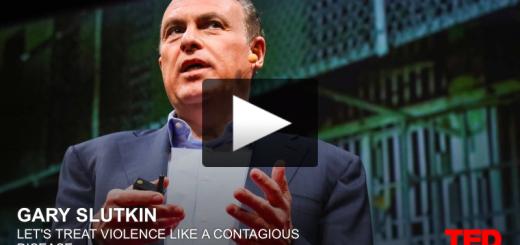 TEDTalks violence virus